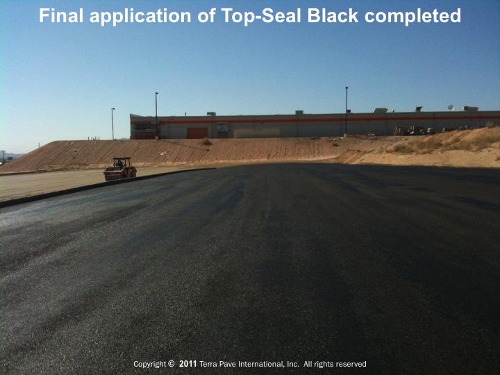 3-TSB during final application