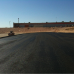 Top Seal Black dust control - El Paso, Texas - Terra Pave International